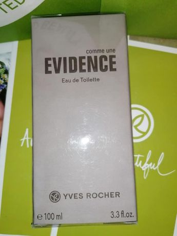 Мужская Туалетная вода Evidence 100мл Yves Rocher Ив Роше