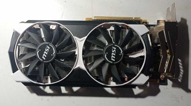 Відеокарта MSI GeForce GTX 960 2GB GDDR5 128bit