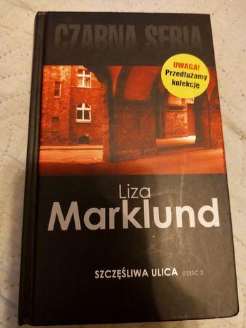 Liza Marklund szczęśliwa ulica