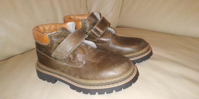 Нові демісезонні черевички (ботинки) 29 р. Іспанія (як ecco, geox)