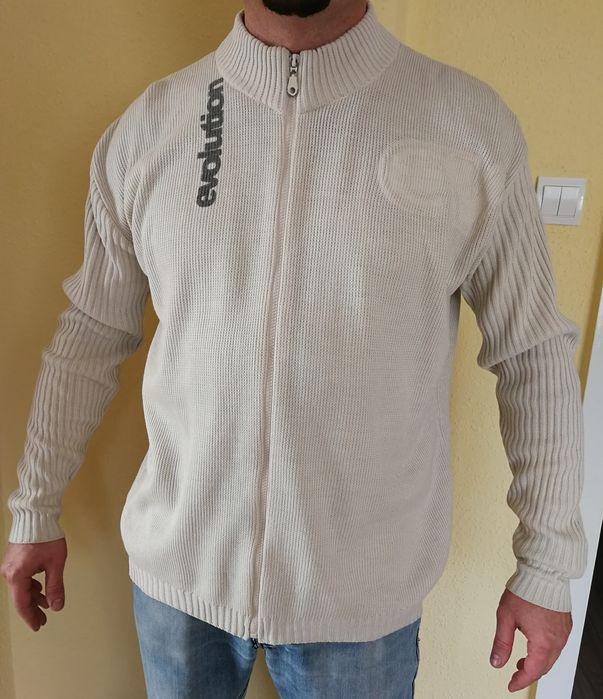 Sweter męski rozsuwany XL Chudów - image 1