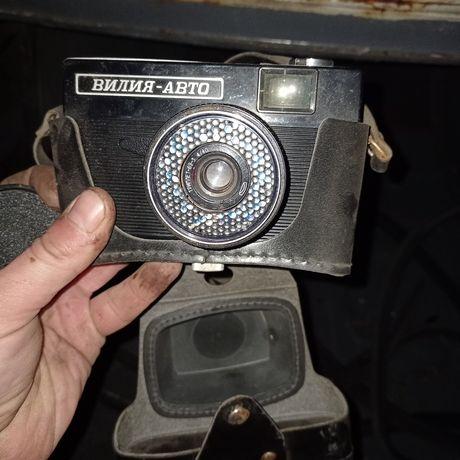 Фотоаппарат Вилия авто