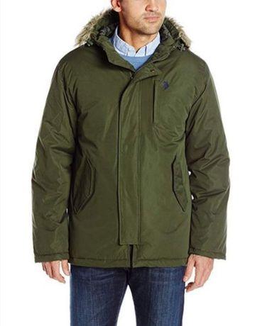 Мужская куртка парка US Polo