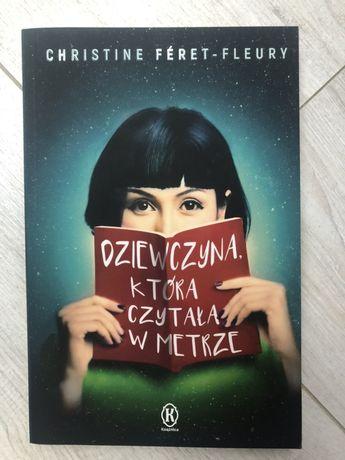 Dziewczyna która czytała w metrze, Christine Feret-Fleury