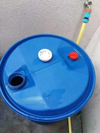 Beczka 130 L Paliwo Woda
