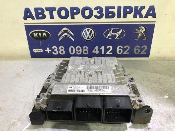 блок управления двигателем peugeot 5008 ЭБУ Пежо 5008