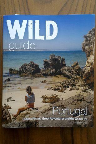 """Guia de Viagem - """"Wild Guide Portugal"""""""