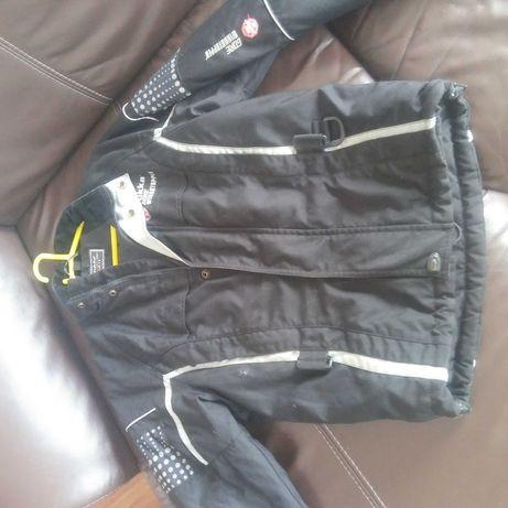 Spodnie i kurtka motocyklowa Rukka 34