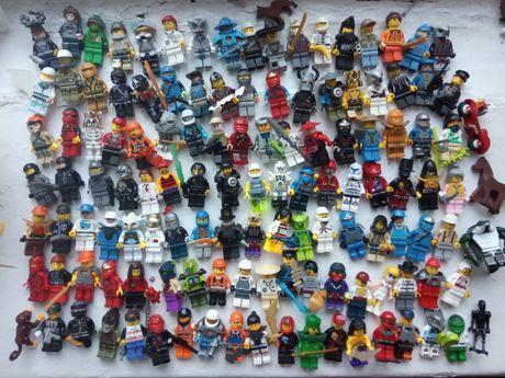 Лего фигурки мотоциклы человечки