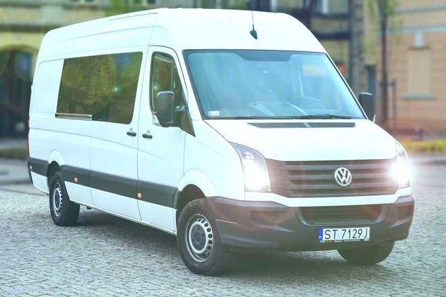 Wynajem busów 9 osobowych Wrocław