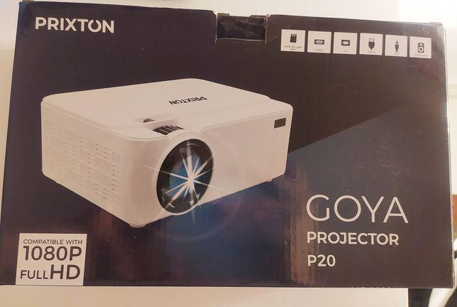 Projetor Portátil PRIXTON (urgente!!) (Ler descrição!!)