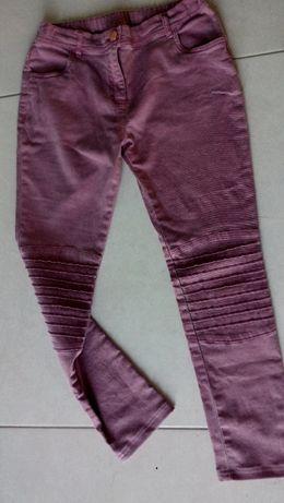 spodnie dziewczęce F&F 146-152 jak nowe