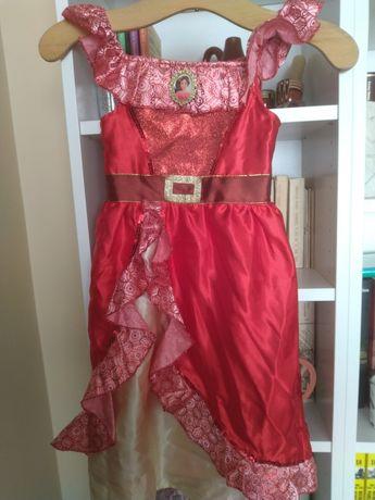Sukienka na bal dla dziewczynki