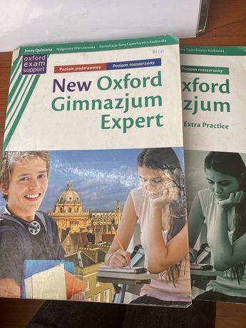 New oxford gimnazjum expert podrecznik i cwiczenia