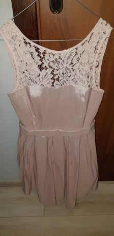 Piękne sukienki rozmiar 36-38 S/M stan idealny