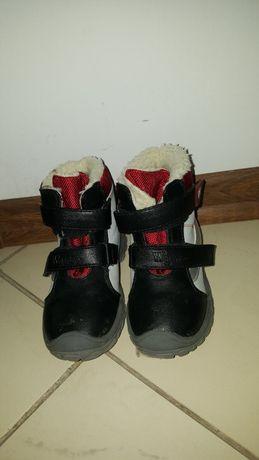 Buty zimowe dla chłopca r 27