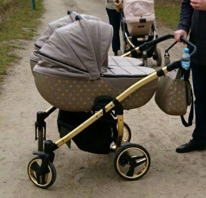 Детская коляска для двойни Tako Дитячий візок для двійні