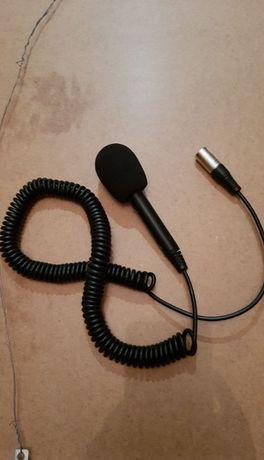 Mikrofon autokarowy