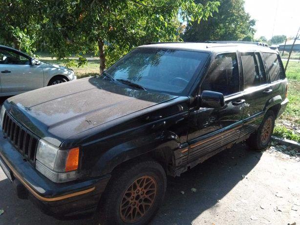 Продам Jeep Grand Cherokee 1993 г.