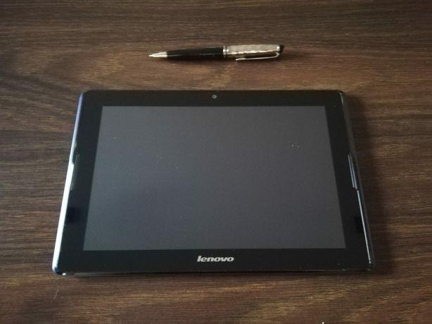 "Tablet LENOVO 10"" salon Polska, stan top pam wew 16Gb, ram 1Gb, SD"