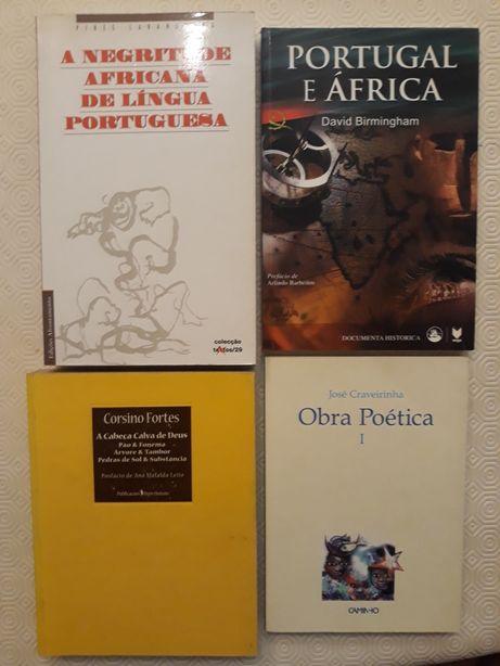 Literatura/Cultura Africana