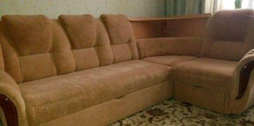 Услуга перетяжки мягкой мебели