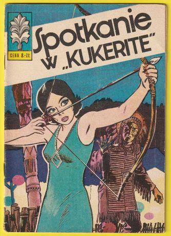 kapitan Żbik - Spotkanie w Kukerite - 1974