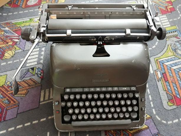 Maszyna do pisania Adler antyk militarna