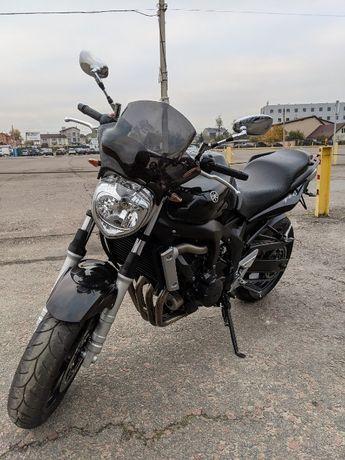Мотоцикл Yamaha FZ6N S1