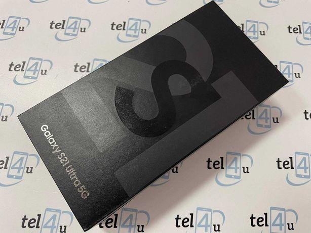 Tel4u Samsung S21 Ultra Phantom Black Długa35
