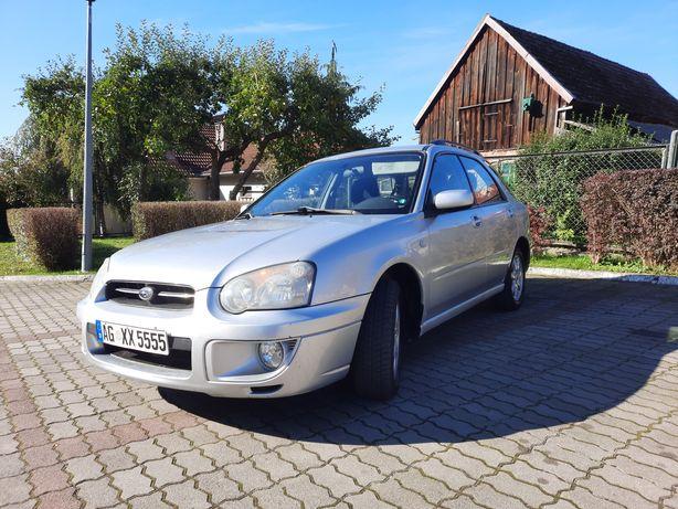 Subaru Impreza 2.0 125km tylko 150tys
