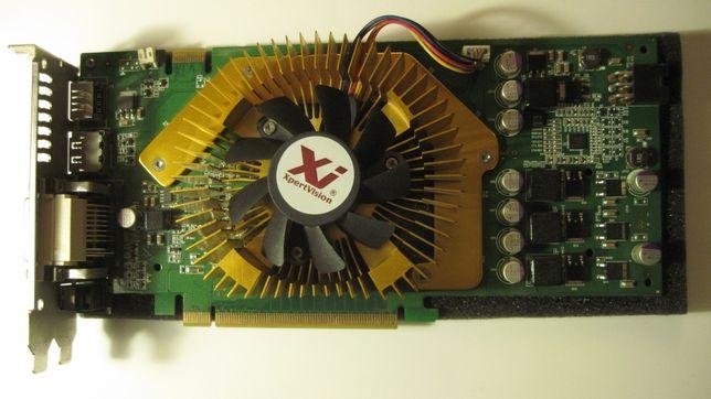 Видеокарта XpertVision GeForce 9600GT 512MB Sonic