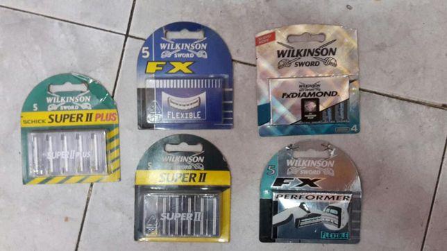 Wilkinson lâminas