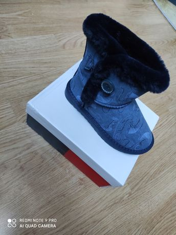 Buty Śniegowce rozmiar 30