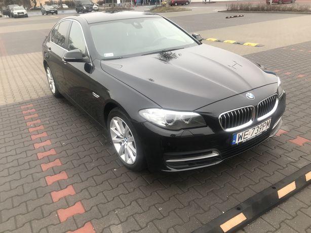 BMW 520d, 190KM