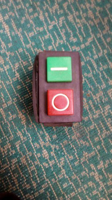 Кнопка пуск - стоп