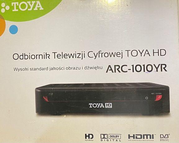 Odbiornik telewizji cyfrowej Toya HD ARC-1010YR