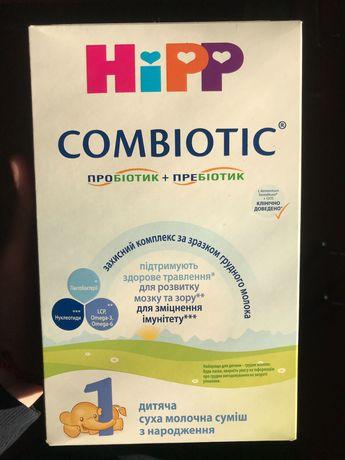Hipp combiotic  смесь 1