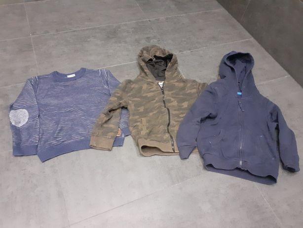 Ubranka chłopięce 4-5 lat