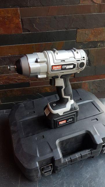 Klucz udarowy/pneumatyczny na akumulator