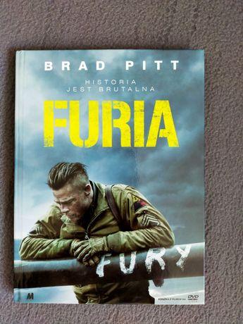 Film z książką Furia