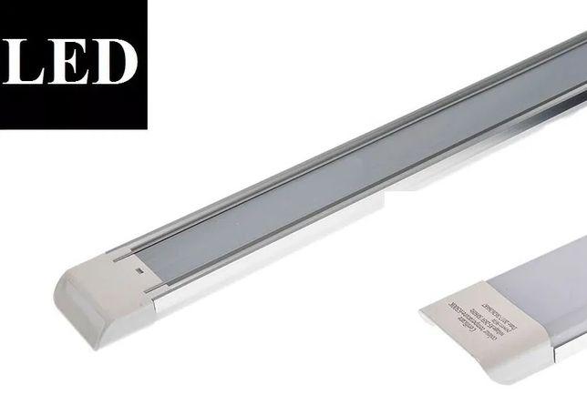 PANEL 120 cm 60W = 350W T12 6500K 230V natynkowa lampa oprawa HIT LED