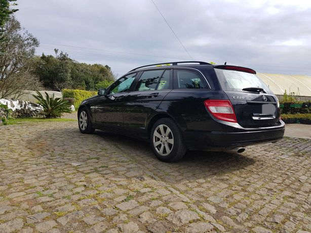 Mercedes-benz C 220 Blue Efficiency Automatic