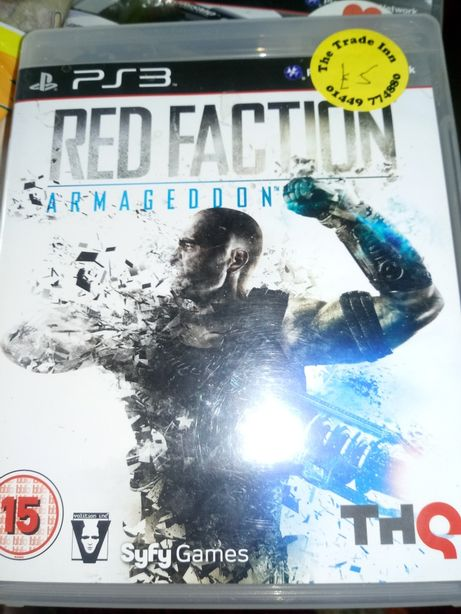 Red Faction Armagedon ps3