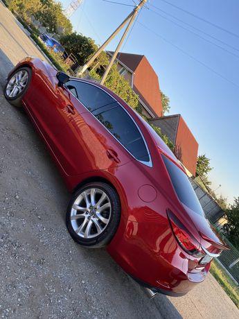 Mazda 6 GJ Sport