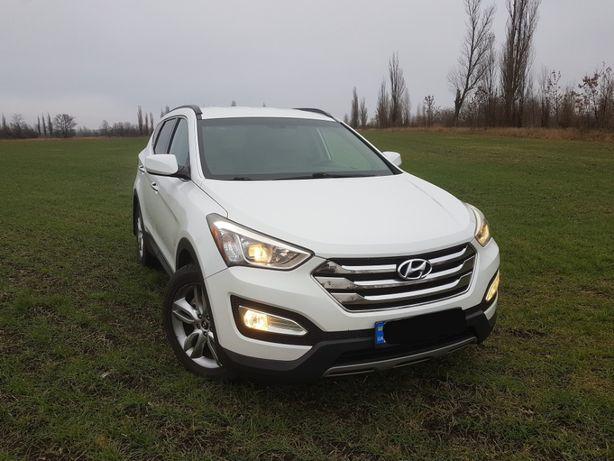 Hyundai Santa FE Sport 2.0 AWD 2013