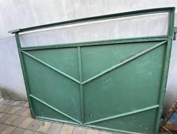 Ворота металические