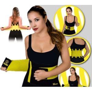 Корсет Hot Shapers Belt. Пояс для похудения, фитнеса и тренировок (утя