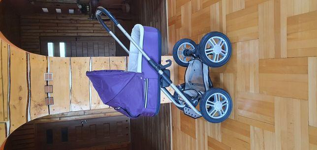 Wózek Mutsy 2w1 ZESTAW Stan BDB