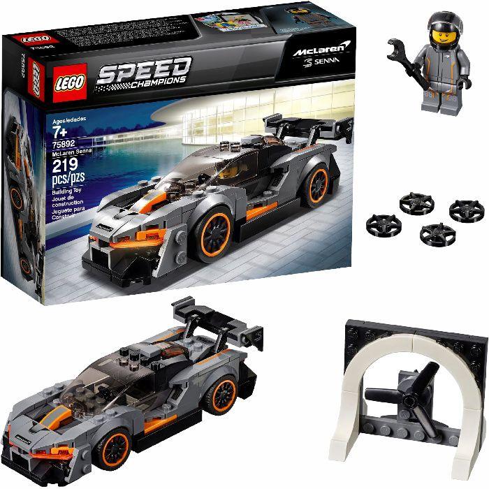 LEGO Speed Champions McLaren Senna 75892 Nowy Sącz - image 1